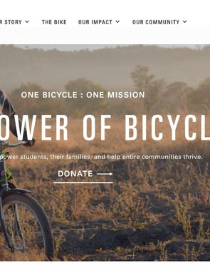World Bicycle Relief is a charity that BikeRadar is proud to support