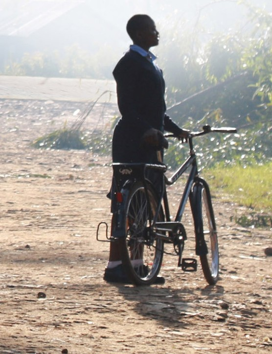 World Bicycle Relief sends specially designed bikes to individuals and communities in Africa, Indonesia and South America