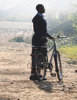 Access to a bicycle can transform a long, arduous and risky journey into something more manageable and less tiring