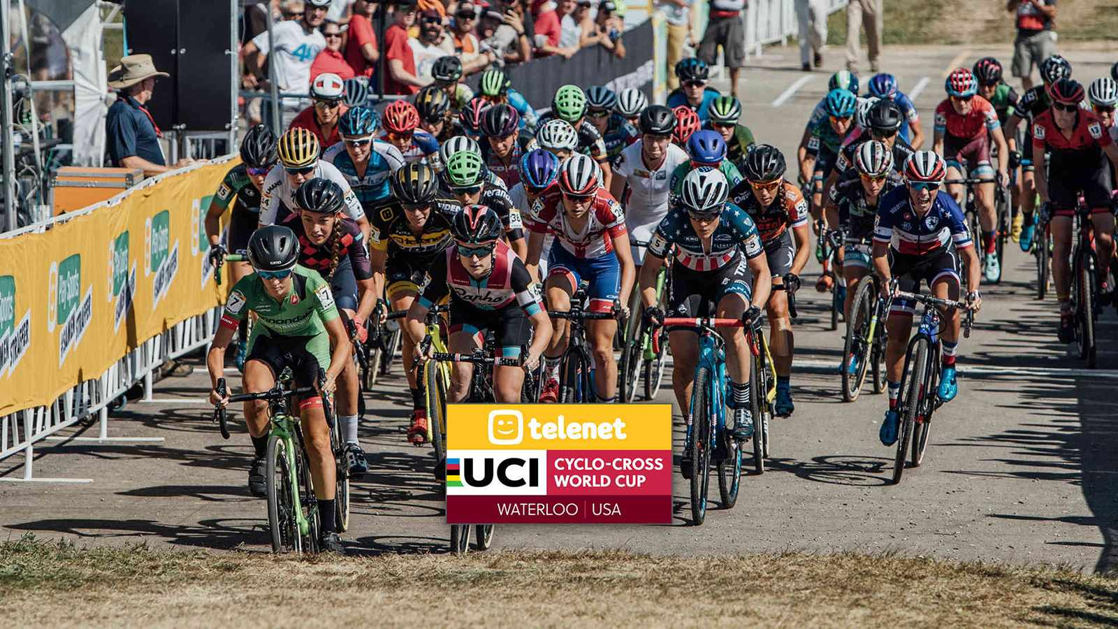 The UCI CX World Cup opens with the first round in Waterloo, Wisconsin on 23 September
