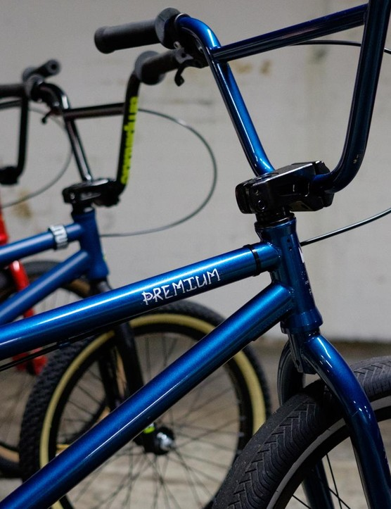 We put five popular BMX bikes to the test