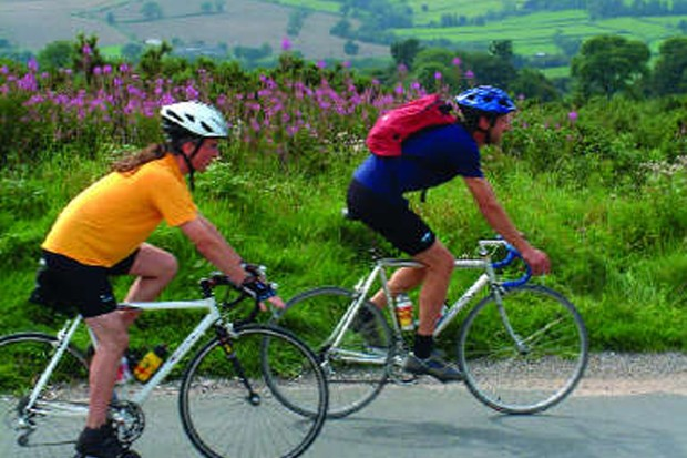 Peak Discrict cycle route to open with charity ride