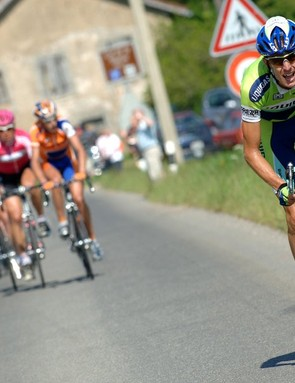 Charly Wegelius will be an important member of the Liquigas team