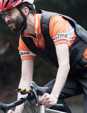 Is it best to lose weight from the bike or body?