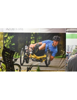 Can recumbents ever be as cool as this poster is trying to make out? We're not sure