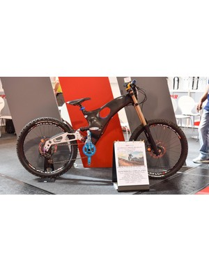 This 'multicomposite' BHT Bike thing is somewhat aesthetically challenged