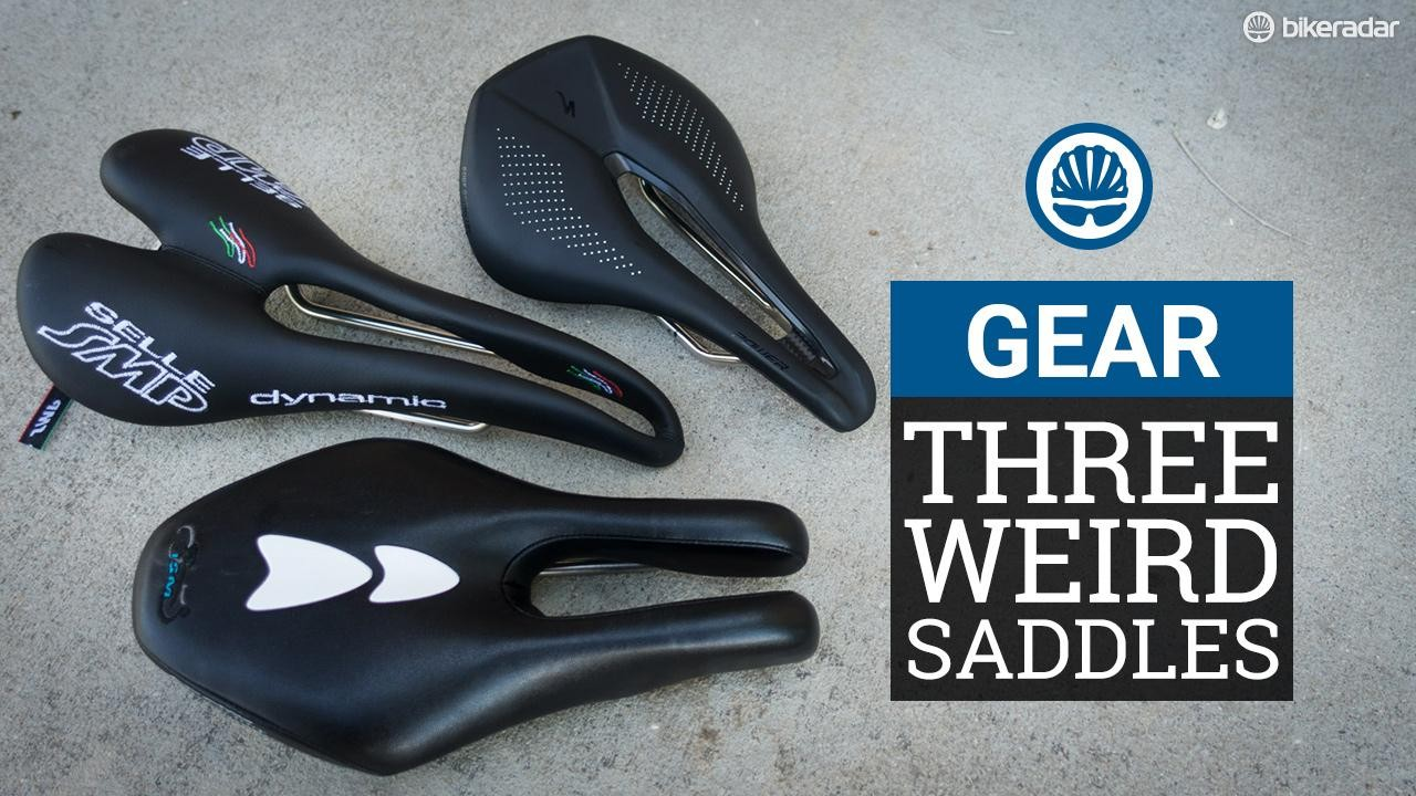 Three weird road saddles – could one of them be your perfect partner?