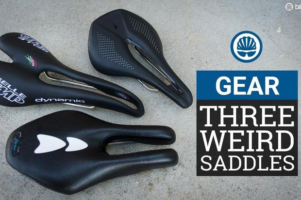 Three weird road saddles –could one of them be your perfect partner?
