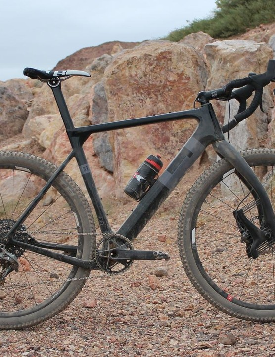 3T Exploro with Lauf fork and 650b wheels