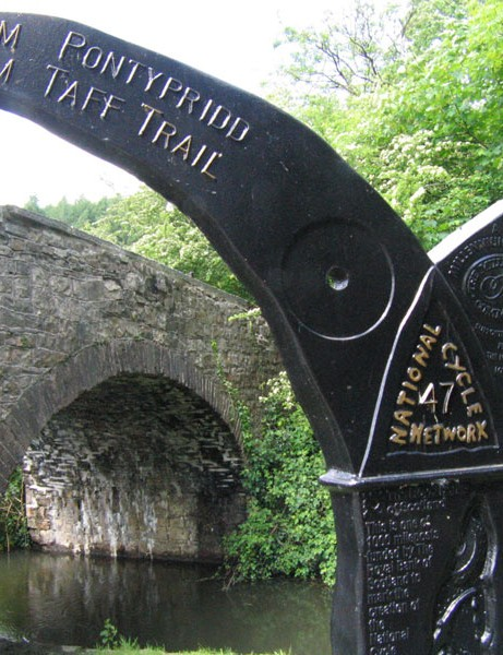 Cycle Network, Brecon canal