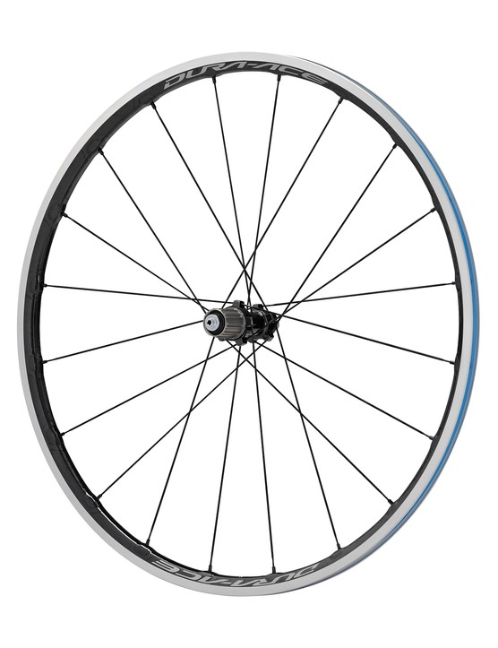 Shimano WH-R9100-C24-CL-R wheelset