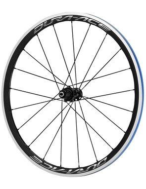 Shimano WH-R9100-C40-CL-R wheelset