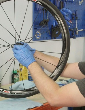 Regular servicing can extend the life of your hubs