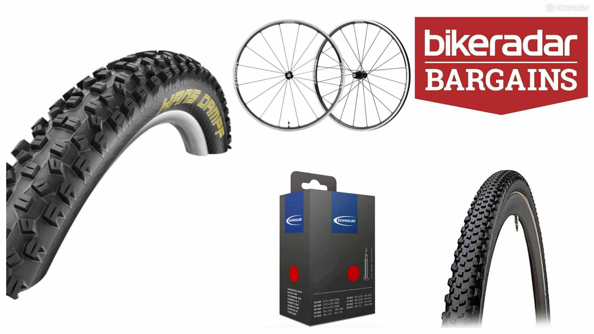 Wheels and other essentials to keep you rolling, rolling, rolling