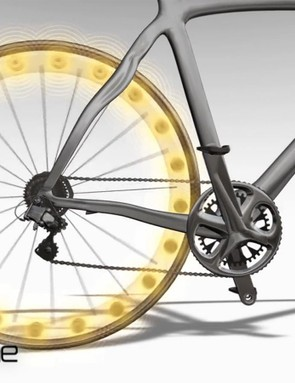 Varjas claims rear wheels with an electromagnetic assist are the future of mechanical doping