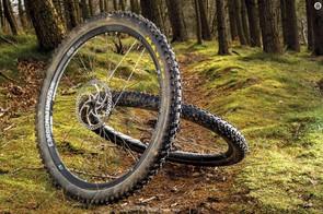Lighter, stiffer wheels can improve your bikes handling