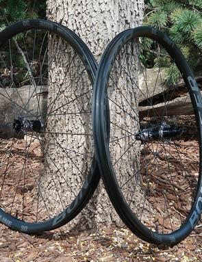 Bontrager's Line Pro 30 carbon wheelset