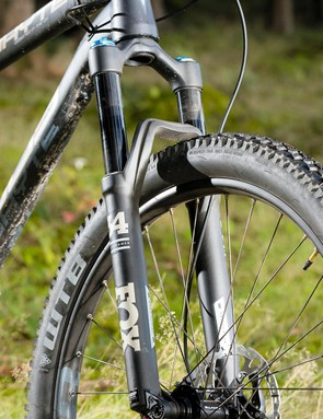 The Fox Float 34 Performance fork isn't as supple as some