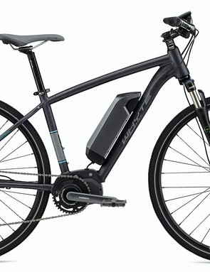Whyte's Coniston ebike pairs STEPS with a 10-speed rear derailleur