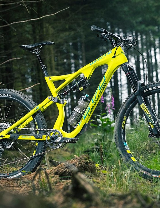 Whyte's brand new G-170 looks like a worthy successor to the formidable G-160