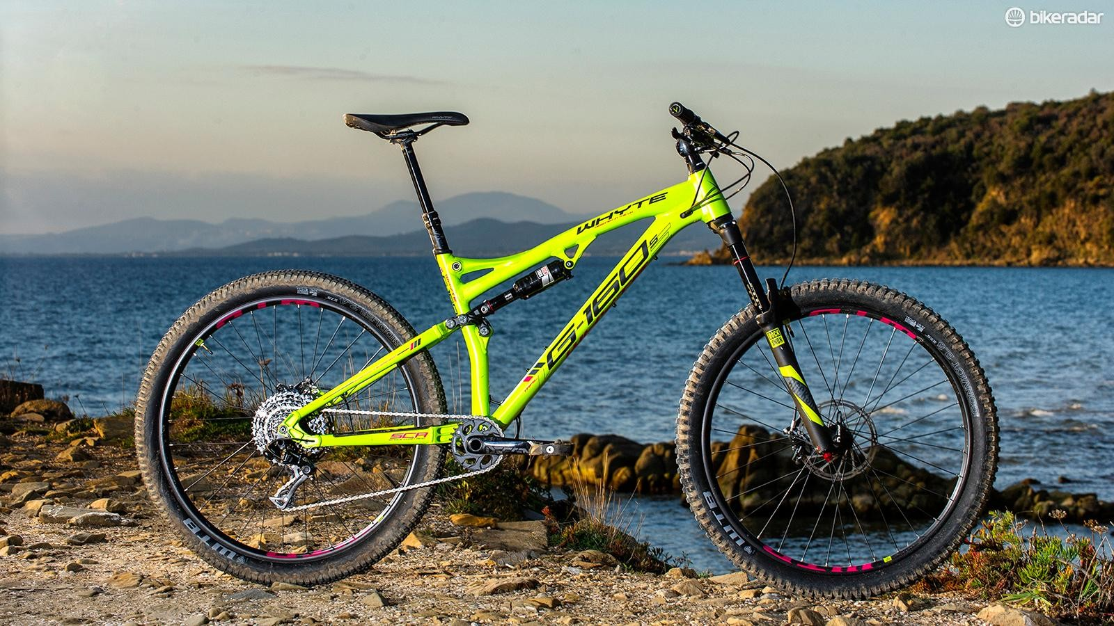 Whyte's G-160 S