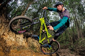 The Whyte G-160 S is one of the longest out there