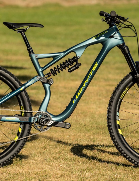 Whyte has added a 29er version of its G-170C enduro ripper to the range