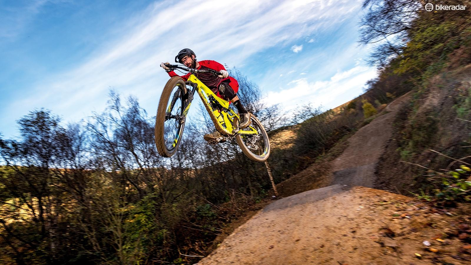 A super-capable bike that's fun to ride