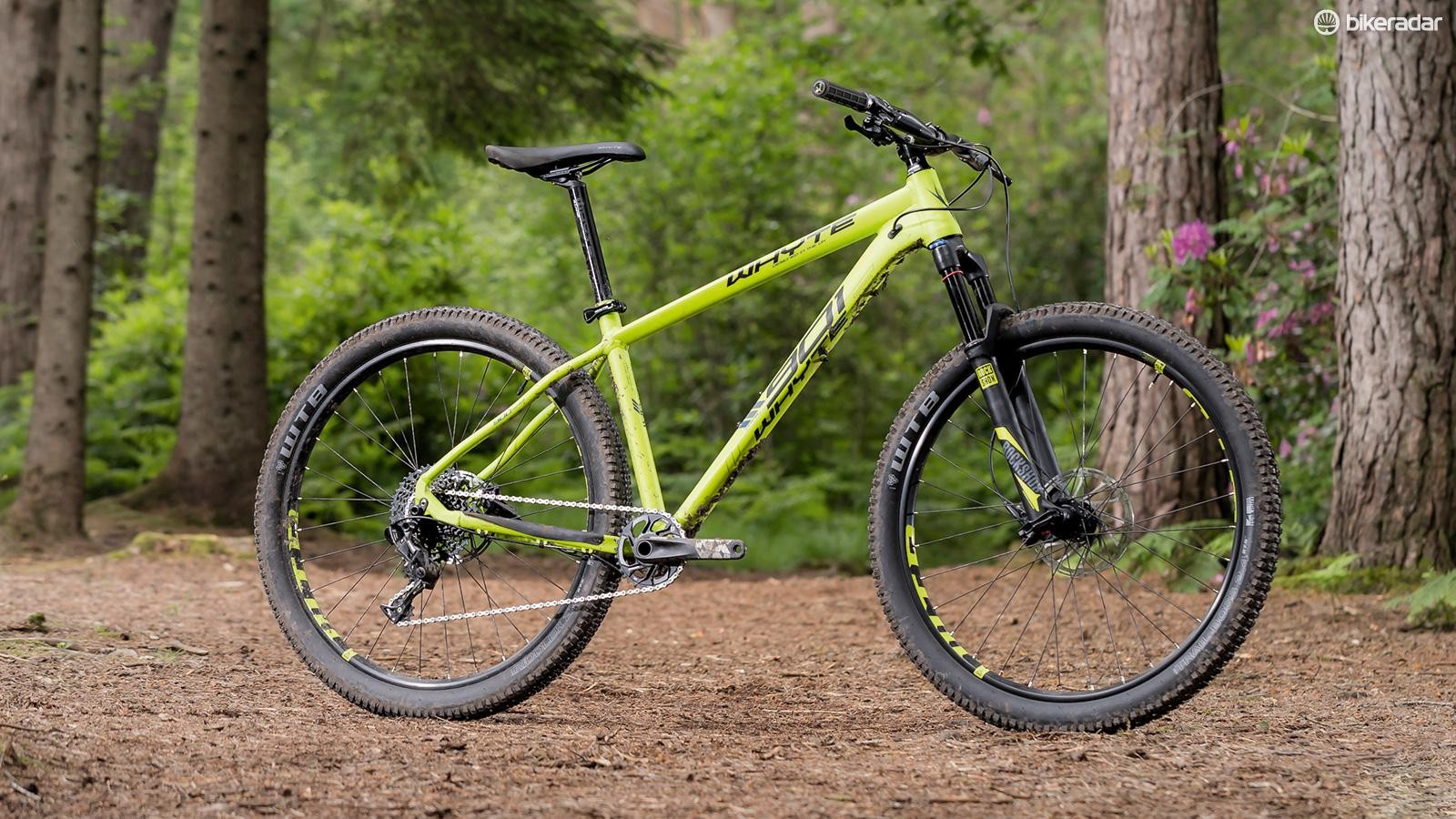 Whyte's 901 hardtail