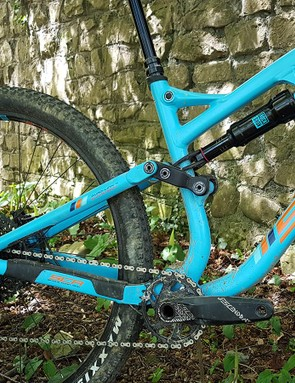 Whyte are a UK-based brand, and it takes the sealing of its pivots seriously