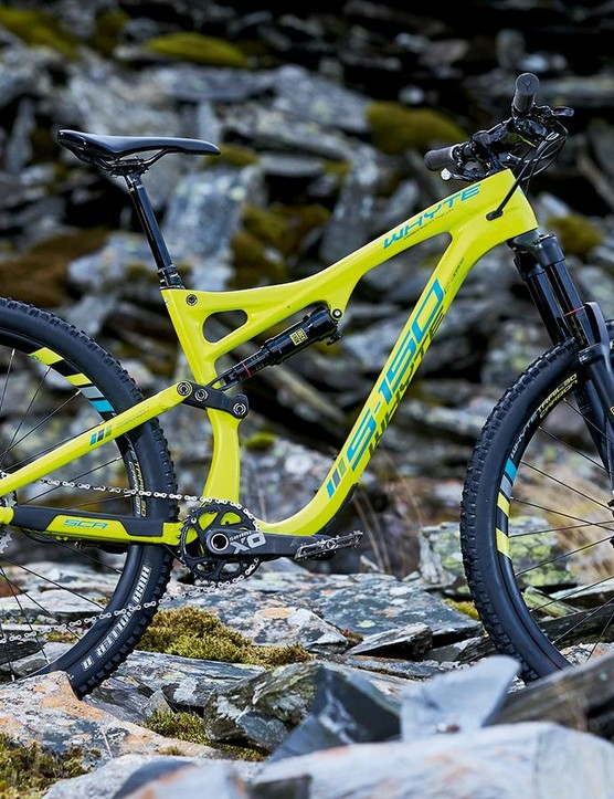 The Whyte S-150C Works