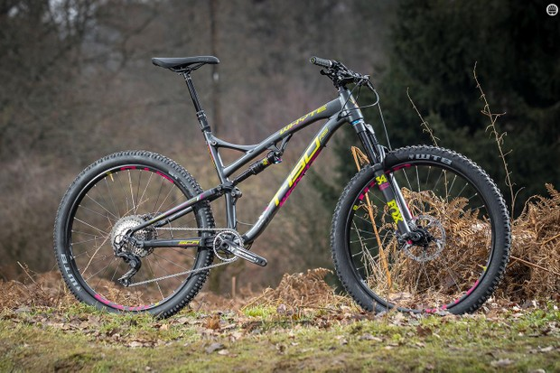 Whyte's T-130RS