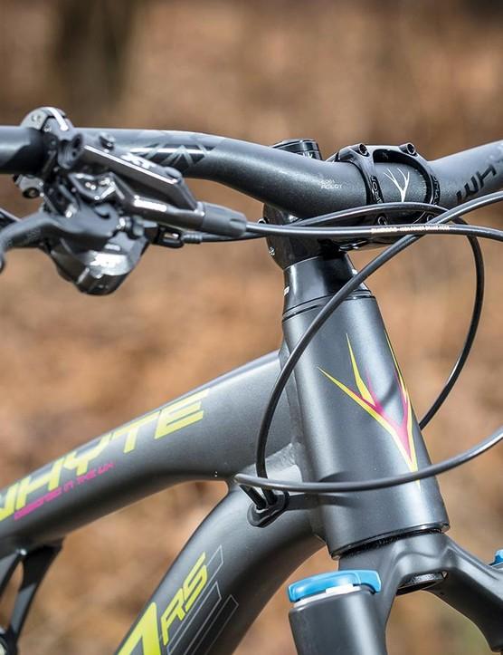 Shimano XT 180/160mm brakes