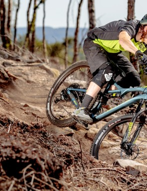 The new T-130 claims to offer more central rider positioning and steering with more feel and improved stability