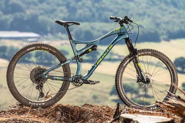 Whyte has overhauled the T-130 range for 2019