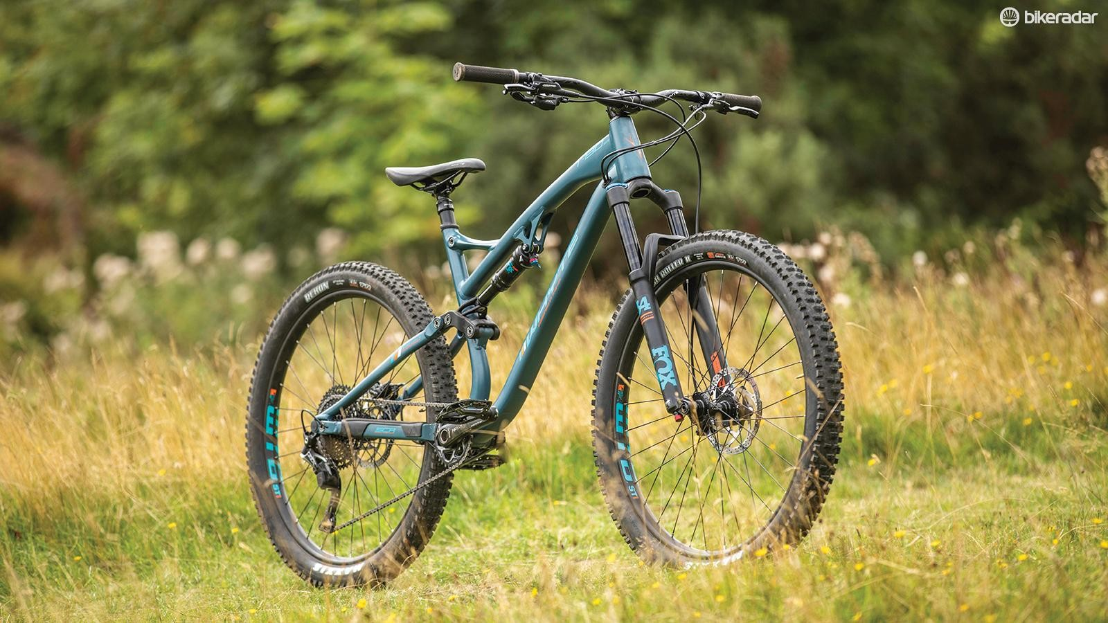 The 2019 T-130 is stretched and stiffened but sticks to Whyte's proven format