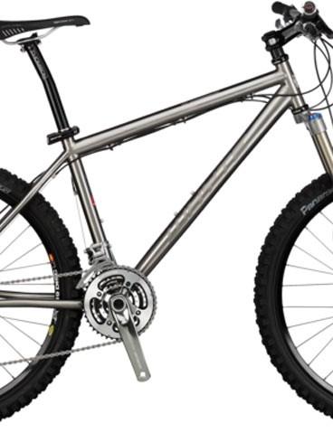 19 Trail Titanium hardtail