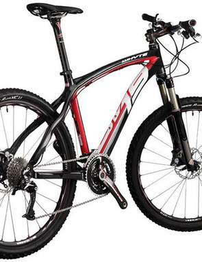 Whyte 19 race hardtail
