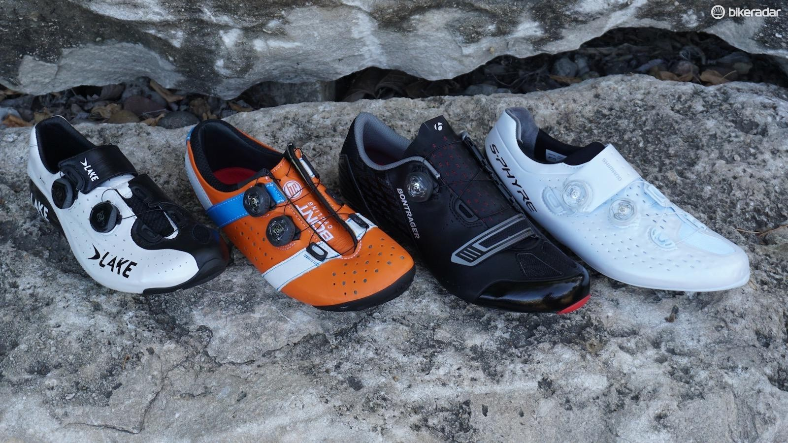 74a4c40b9d708 Lake CX402 and Bont Vaypor+ are biomechanically proficient (roomy in the  forefoot) — Bontrager
