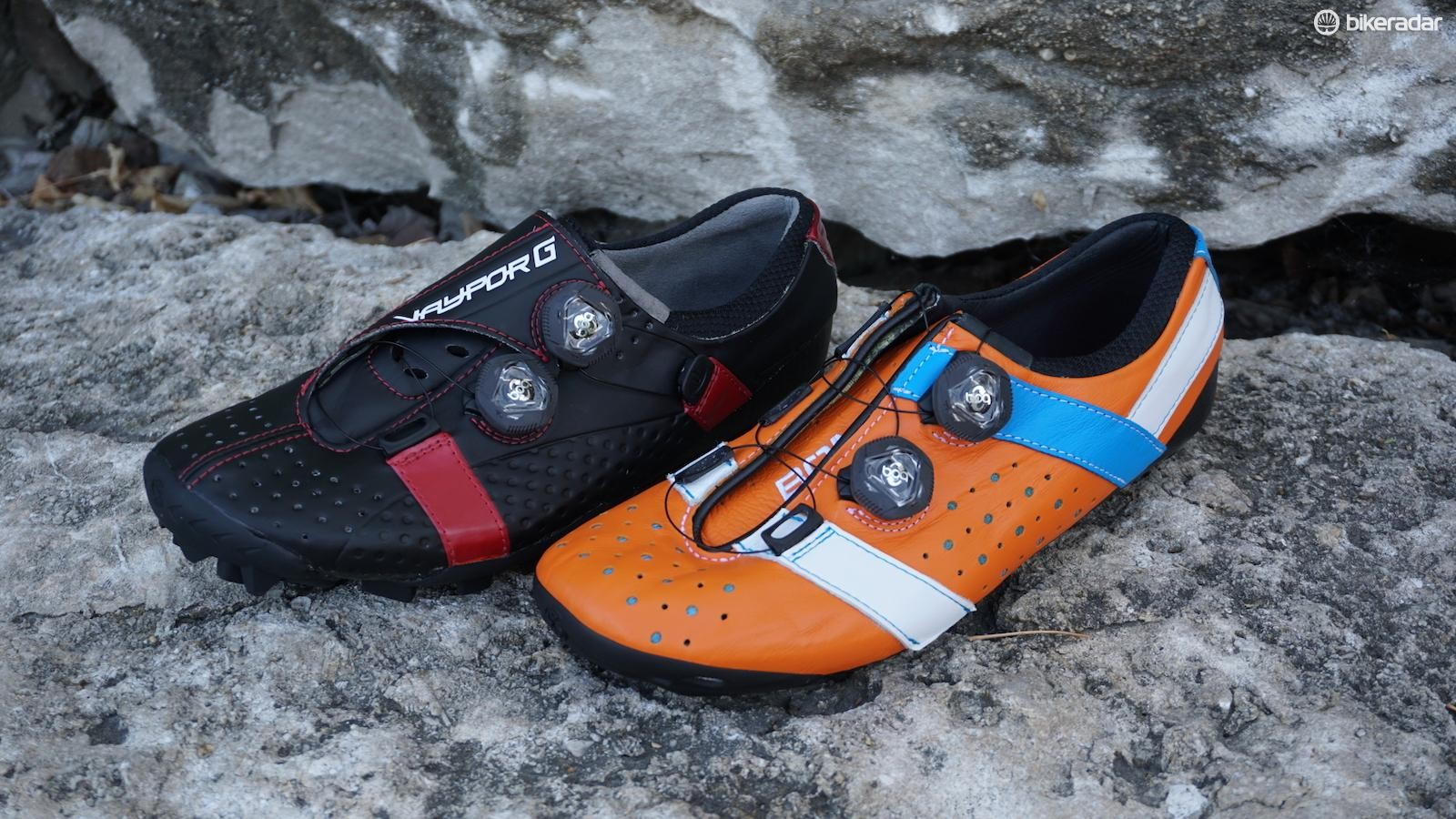 Bont has a history of addressing foot biomechanics — its Vaypor+ and Vaypor G are just two models of its wide offering