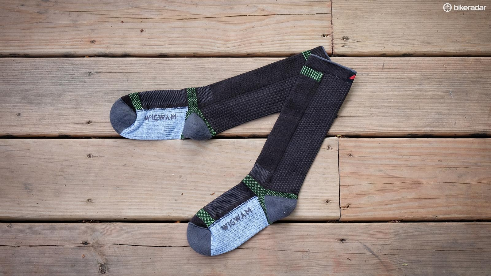 The Ultra Cool-Lite Crew socks rise to the mid-calf and use the company's Ultimax material to aid moisture regulation