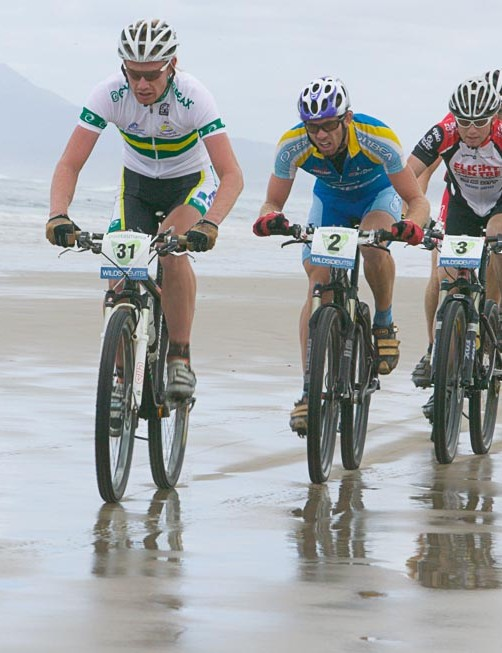 Life's a beach for the Wildside race leaders