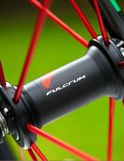 Fulcrum Racing Zeroes -  one of our favourite wheelsets