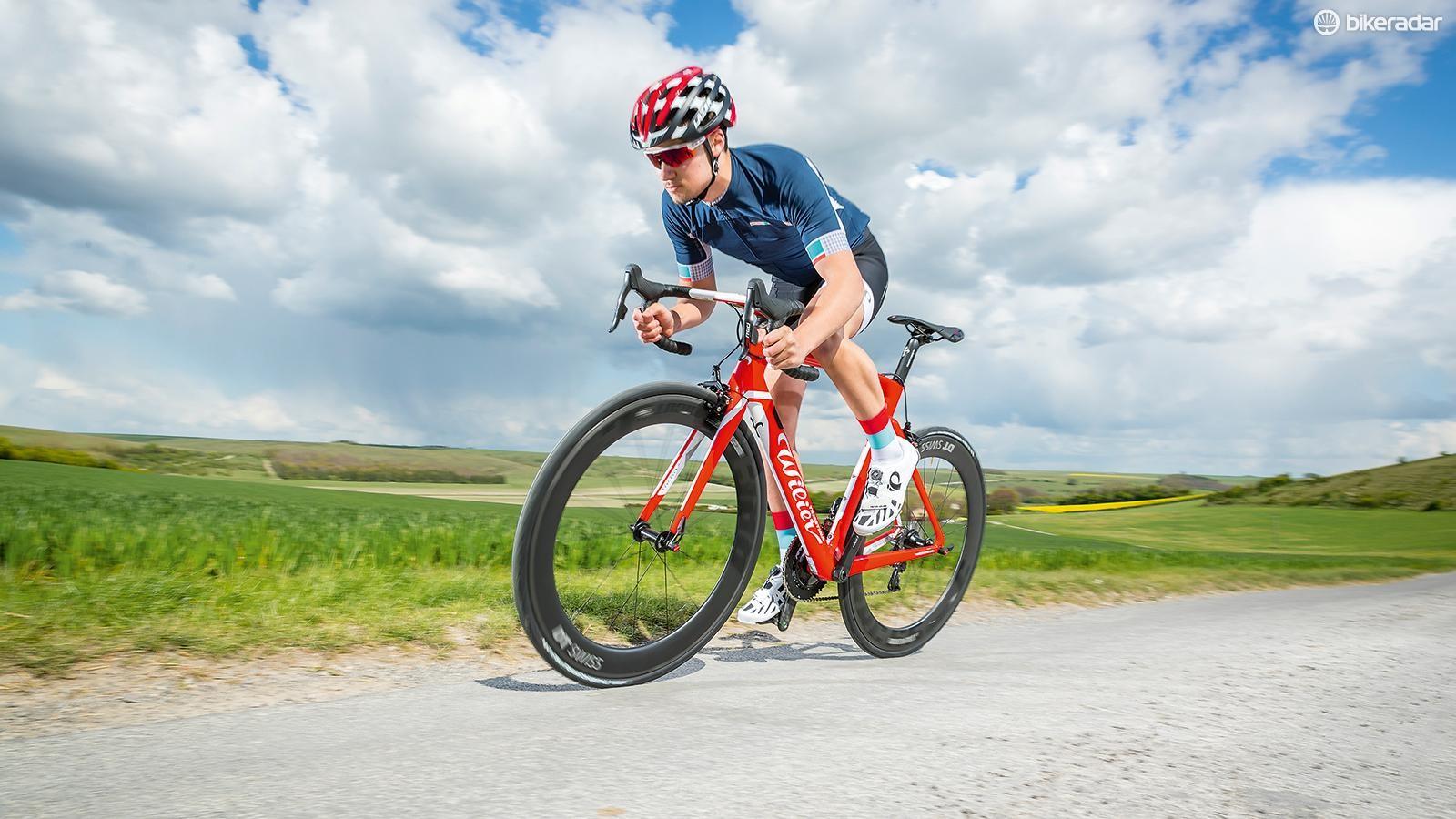 74b54172be2 Wilier Cento 10 Air eTap review - BikeRadar
