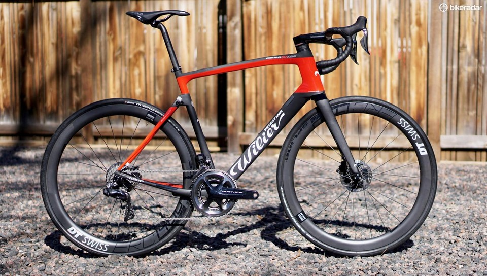 33979e6a32c The Wilier Cento10NDR is a shape-shifting mullet: aero up front, micro-