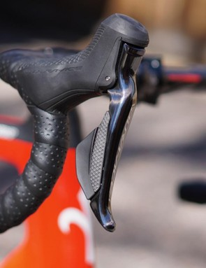 Shimano Dura-Ace Di2 works flawlessly