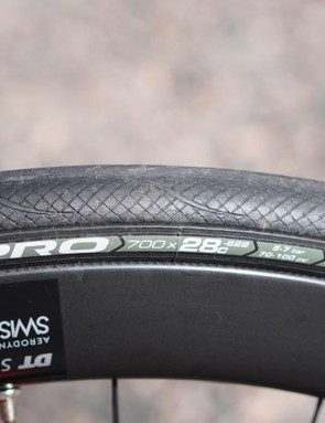 Vittoria's Rubino Pro clinchers are sturdy, but no one every accused them of feeling fast or supple