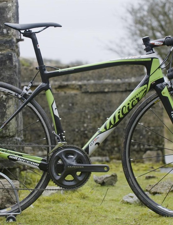 Wilier's GTR is a fine-looking ride