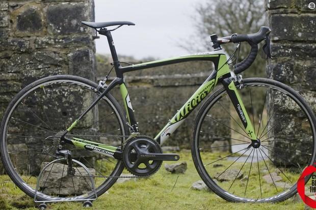 Wilier's GTR is a fine-looking ride