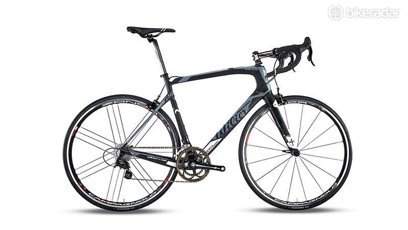 Wilier Triestina GTR Team is billed as an endurance bike, but it's far racier than its American peers